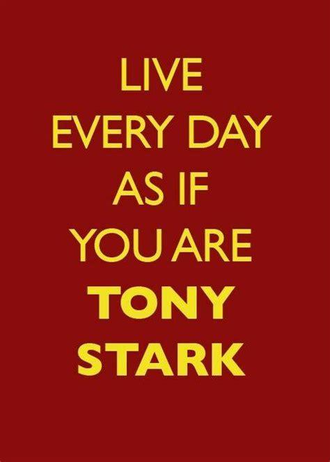 tony stark quotes inspirational quotesgram