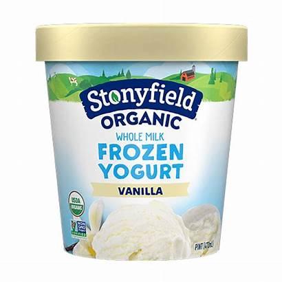 Yogurt Vanilla Frozen Stonyfield Influenster