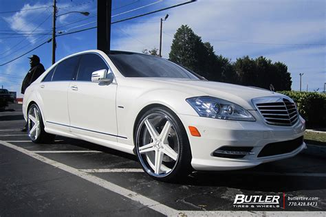 mercedes  class   tsw mirabeau wheels exclusively