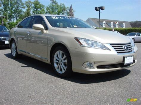 lexus satin cashmere metallic 2010 satin cashmere metallic lexus es 350 64663291 photo