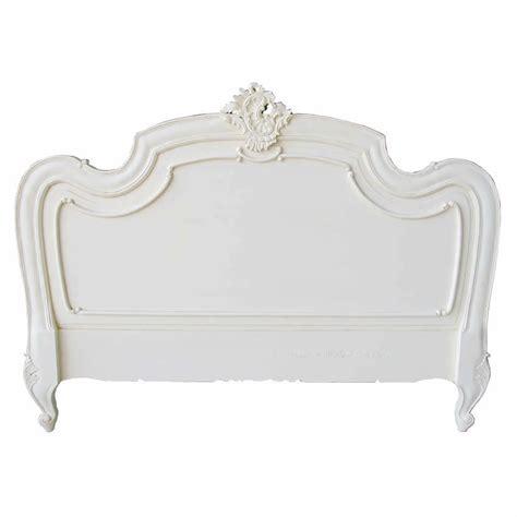 Vintage White Headboard by Louis Xv Headboard Antique White Bedroom 163 256 50