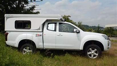 Isuzu 4x4 Pick Cellule Dmax Pickup Cab