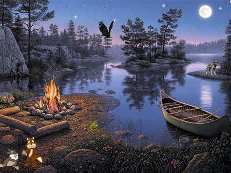 fairy lake  fairy screensaver fullscreensaverscom