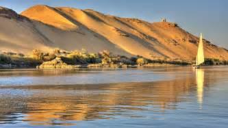 Where Does the Nile River Originate