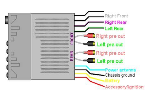 wiring diagram  pioneer keh  ecousticscom