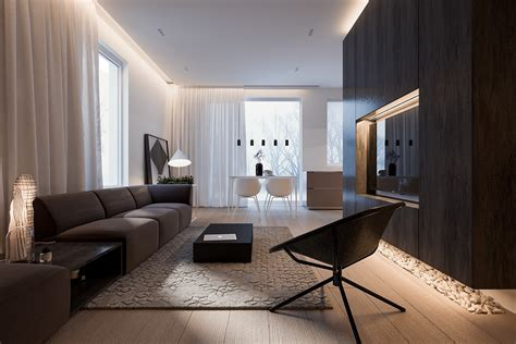 A Minimalist Family Home With A Bright Bedroom For The