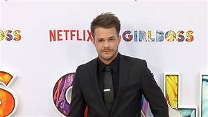 "Johnny Simmons ""Girlboss"" Los Angeles Premiere - YouTube"
