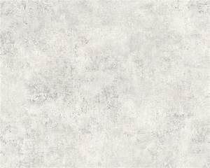 Struktur Farbe Obi : vliestapete 95406 4 wood n stone struktur wei grau bei ~ Michelbontemps.com Haus und Dekorationen