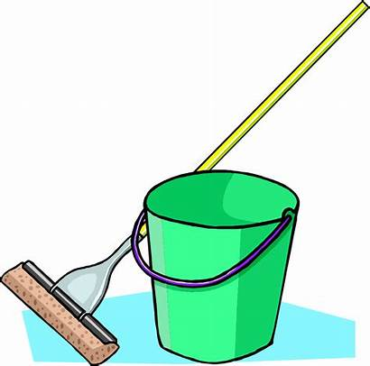 Mop Bucket Clip Cleaning Floor Svg Mopping