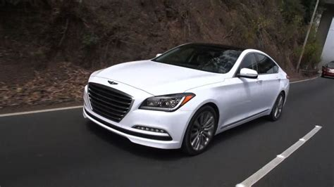 2015 Hyundai Genesis 50 Review Roadshow