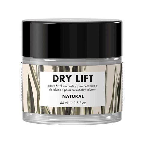 ag hair natural dry lift texture volume paste  oz