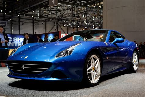Latest details about ferrari california t's mileage, configurations, images, colors & reviews available at carandbike. 2015 - 2016 Ferrari California T Gallery 544891   Top Speed