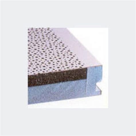 panneau composite pour isolation acoustique avec parement