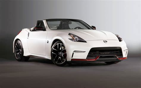 2015 Nissan 370z Nismo Roadster Concept Wallpaper  Hd Car