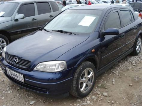 Opel Astra 2000 by 2000 Opel Astra Pictures For Sale