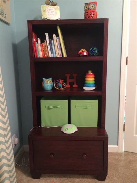 ana white bookcase  large drawer beneath   son