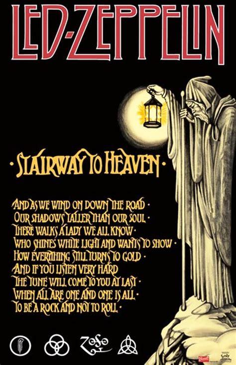 testo led zeppelin stairway to heaven stairway to heaven turns 40 stereogum