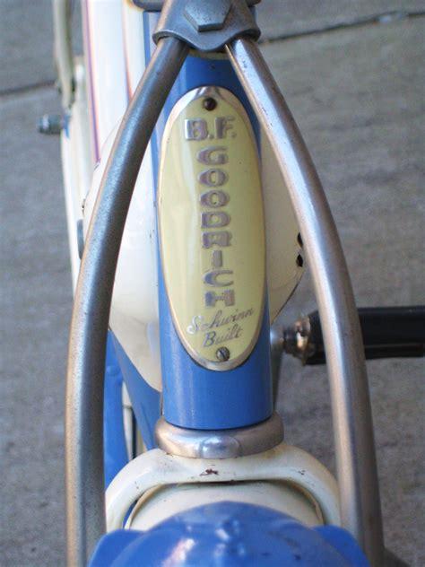 bf goodrich schwinn starlet bicycle classic cycle