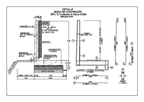 modern contemporary floor plans retaining wall dwg detail for autocad designs cad