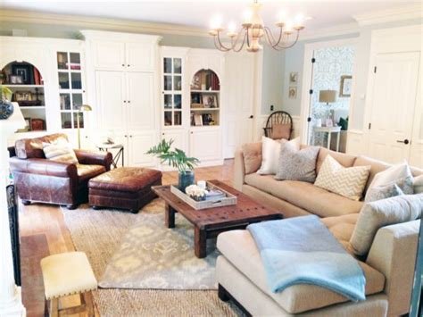 pottery barn nashville living room decorating and designs by brad ramsey