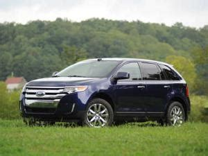 drive  ford edge review autobytelcom