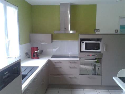 meuble de cuisine plan de travail meuble de cuisine avec plan de travail intégré cuisine