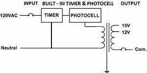 120v To 12v Transformer Wiring Diagram