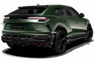 Lamborghini Urus Prix Neuf : le lamborghini urus 2017 deja modifie par topcar ~ Medecine-chirurgie-esthetiques.com Avis de Voitures