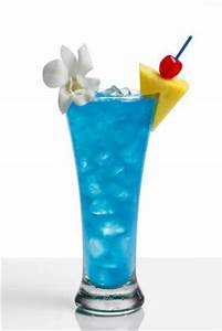 Blue Curacao, Coconut and Rum LoveToKnow
