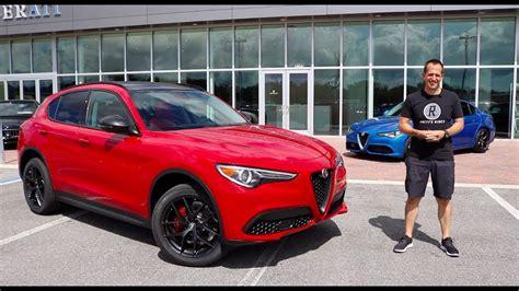 Alfa Romeo Return To Usa by Is The 2019 Alfa Romeo Stelvio The Premium Suv To Buy