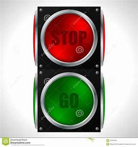 Stop And Go : stop and go sign for racers stock photos image 37091423 ~ Medecine-chirurgie-esthetiques.com Avis de Voitures