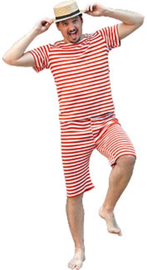 fashioned bathing suit costume  boston costume