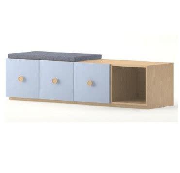 meuble de rangement 3 portes et 1 casier meubles rangement