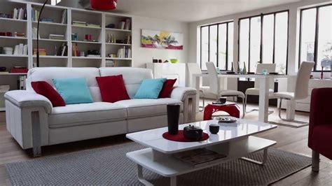 canapé coloré salon design pop et coloré catalogue but 2013 2014