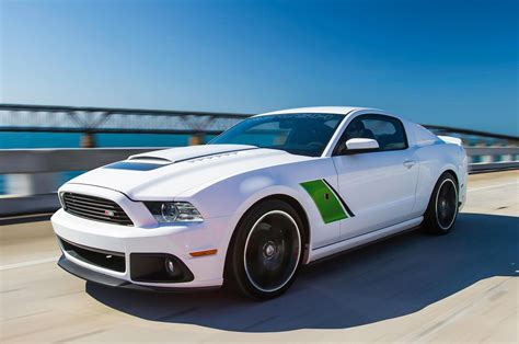 New Car Models Ford Mustang 2018