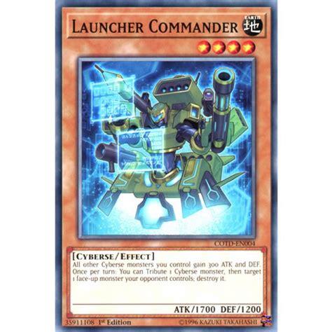 yugioh spellbook deck post cotd launcher commander cotd en004 1st edition yu gi oh card