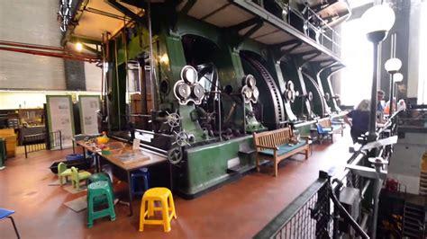 kempton park big triple steam engine starting youtube