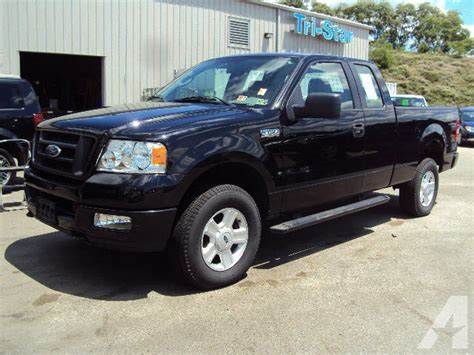 2005 Ford F150 STX for Sale in Uniontown, Pennsylvania