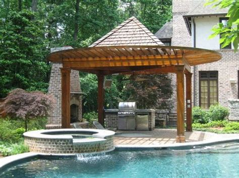 house plans with pools and outdoor kitchens inspiring outdoor kitchen designs get the ideas