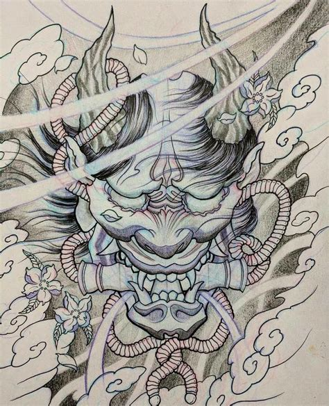 japanese tattoos japanesetattoos  tatouage oni