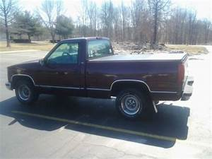 Sell Used 1998 Gmc C1500 Sierra Sl Standard Cab Pickup 2