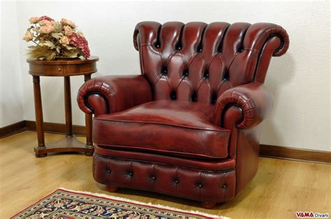 Classic Luxury Armchair In Hand-buffered Leather
