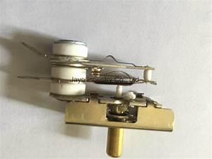 China Kst Bimetal Thermostat Switch Regulator For Electric