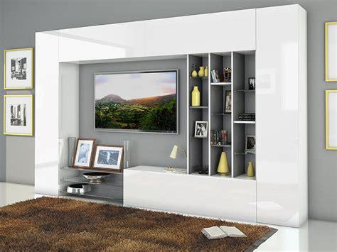 bureau laqué blanc ikea ensemble de meuble tv laqu blanc brillant et effet blanc