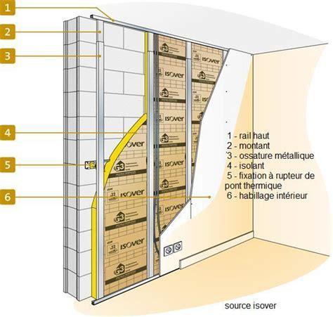 isolation mur parpaing interieur comment isoler les murs int 233 rieurs d une habitation