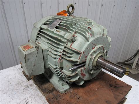 Westinghouse Electric Motor by Westinghouse 40 Hp Electric Motor Mill Chemical 460v 3ph