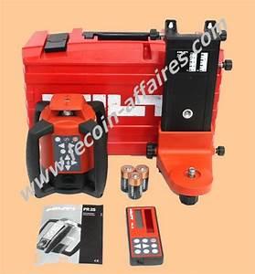 Niveau Laser Hilti : le coin affaires niveau laser hilti pr 25 support ~ Dallasstarsshop.com Idées de Décoration