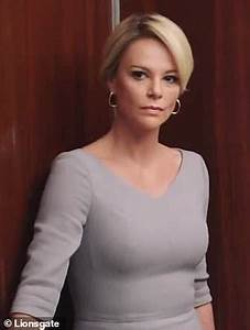 Charlize Theron transforms into Megyn Kelly in trailer for ...