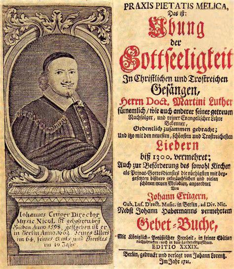 PAULS GERHARDS - Latvijas Luterānis
