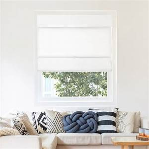 chicology 39 in w x 64 in l mountain snow thermal With best roman shades reviews